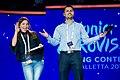 JESC 2016 presenters - Ben Camille and Valerie Vella (2).jpg