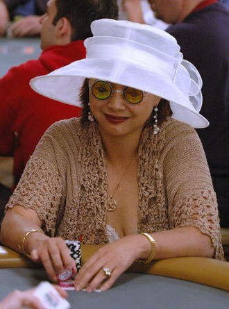 J. J. Liu - Liu in the 2006 World Series of Poker