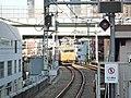 JR Tenma station platform - panoramio (11).jpg