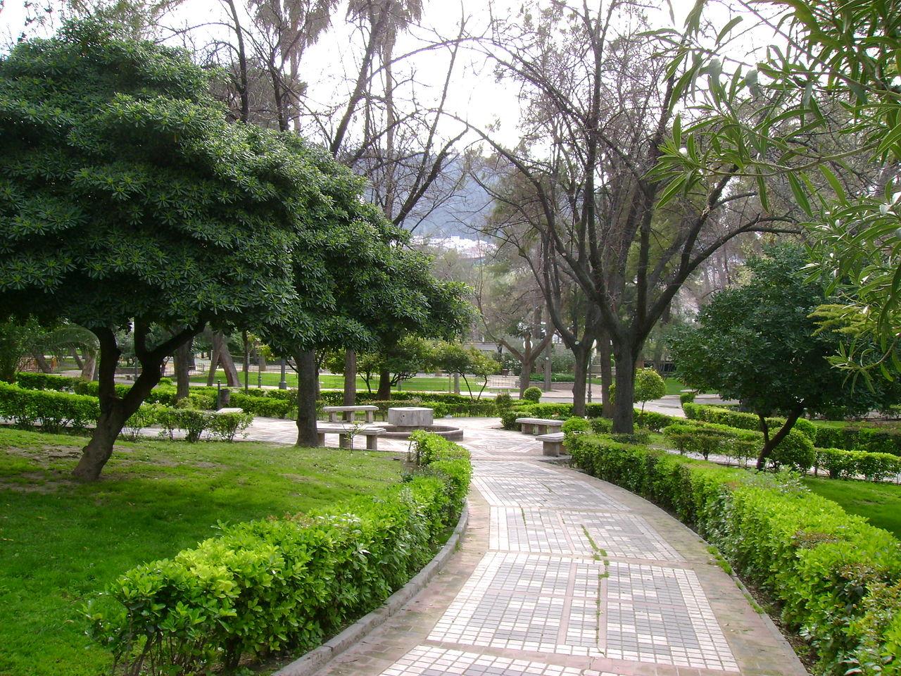 Archivo Jaen Parque De La Victoria 01 Jpg Wikipedia La