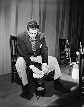 Jack Costanzo - Costanzo in 1947-48