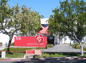 Jack in the Box - Jack in the Box headquarters in San Diego, California (February 2008)