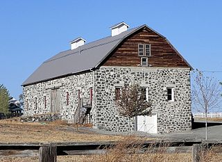 Jacob B. Van Wagener Barn United States historic place