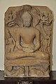 Jain Tirthankara Parsvanatha - Post Gupta Period - Kosi Kalan - ACCN 18-1505 - Government Museum - Mathura 2013-02-23 5407.JPG