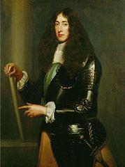 James II (1633-1701) when Duke of York