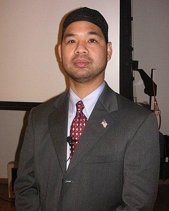 James Yee - Yee at Lancaster University, 2007