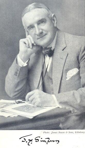 James Young Simpson (diplomat) - Image: James Young Simpson (1873–1934)