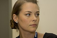 Jamie King in San Diego Comic-Con 2008 3.jpg