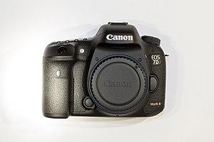 canon eos 7d mark ii wikipedia ti ng vi t rh vi wikipedia org Canon Professional Cameras Canon Camera