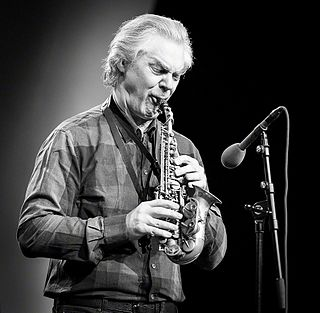 Jan Garbarek Norwegian saxophonist