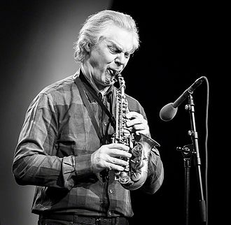 Jan Garbarek - Jan Garbarek in Oslo in 2016
