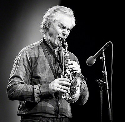 Picture of a band or musician: Jan Garbarek