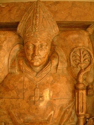 Jan Lubrański - Tomb of Jan Lubrański in Poznań cathedral