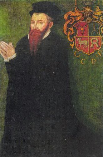 Skelivka -  Jan Herburt, Starost of Sanok, owner of Felsztyn