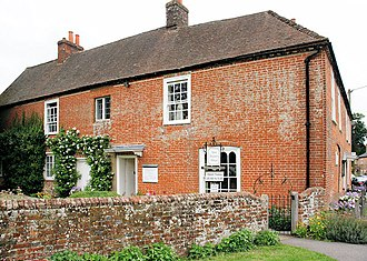 1809 in literature - Chawton Cottage