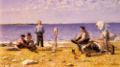 Jansson, Eugène Fredrik (1862-1915) - Boys on the beach.jpg