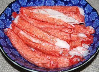 """Crab stick - Sugiyo """"Kaori-bako"""""""