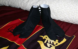 Tabi - pair of tabi socks