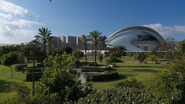File jardines del turia wikimedia commons for Jardines de tabarca valencia
