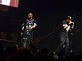 Jay-Z Kanye Watch the Throne Staples Center 1.jpg