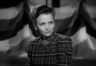 Jean Brooks - Brooks in The Falcon in Danger (1943).
