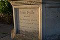 Jean Falle gravestone in Grouville, Jersey.JPG