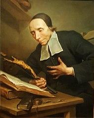 Portrait de l'abbé Louis-Firmin Tournus
