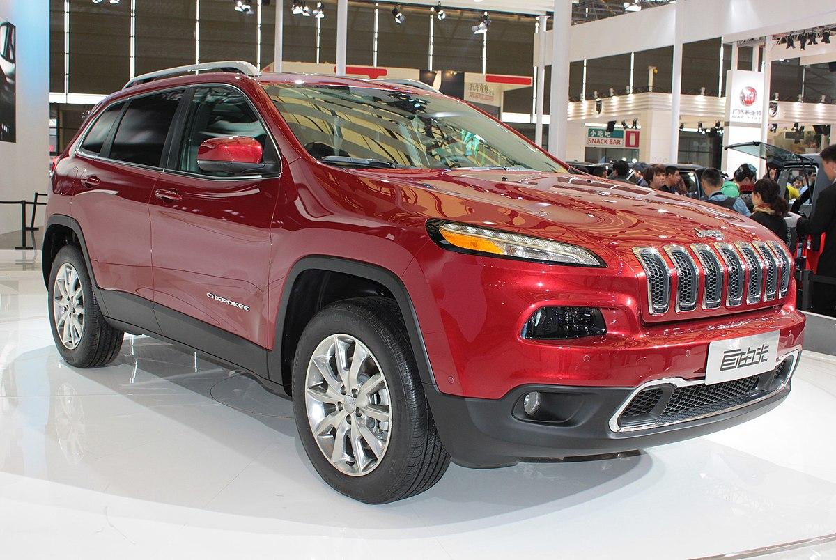 Jeep Cherokee (2013) - Wikipedia