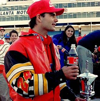 1995 NASCAR Winston Cup Series - The 1995 Winston Cup Champion Jeff Gordon
