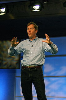 Jeff Hawkins American entrepreneur and neuroscientist; founder of Palm Computing