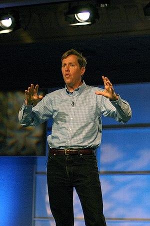 Jeff Hawkins - Hawkins at eTech 2007