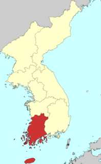 historical province of Korea in Kingdom of Great Joseon
