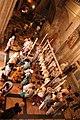 Jerusalém - Igreja do Santo Sepulcro. Altar da Crucificação (5171942811).jpg