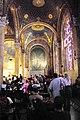 Jerusalem Church of all nations BW 3.JPG