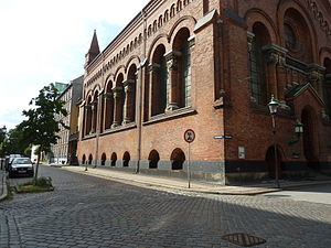 Jerusalem's Church, Copenhagen