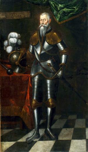 Jerzy Radziwiłł - Image: Jerzy Radziwiłł Herkules