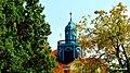 Jesienny widok z parku im Jana Kochanowskiego w kierunku budynku Uniwersytetu. Bydgoszcz Polska - panoramio.jpg