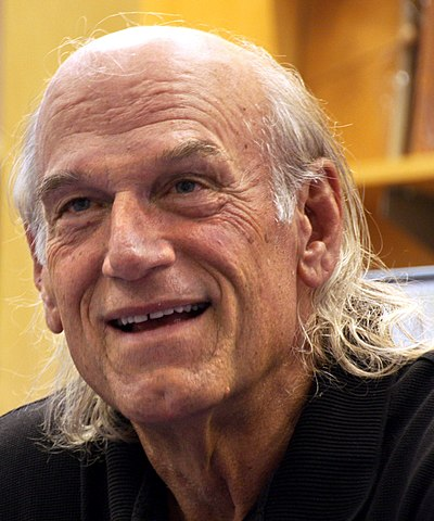Jesse Ventura, American politician and professional wrestler