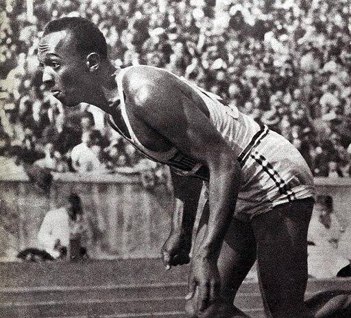 Jesse Owens à Berlin, JO de 1936