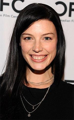 Schauspieler Jessica Paré