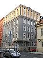 Jiná správní stavba - kancelářský dům Vítkovického hutního těžařství (Nové Město), Praha 1, Politických vězňů 11, Nové Město.JPG