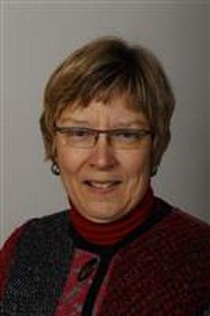 Jo Oldson - 84th General Assembly portrait (2011)