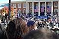 Joe Biden in front of Reynolda Hall (2968122526).jpg