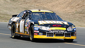 Ginn Racing - Joe Nemechek in 2005.