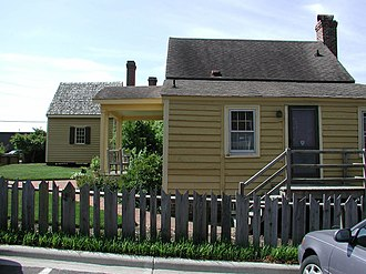 Joel Lane House - Image: Joel Lane Museum House