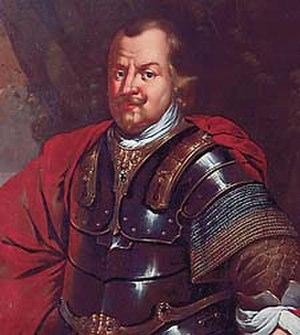 Johan Banér - Johan Banér