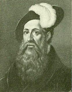 Johann Fust German printer
