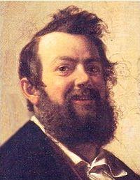 Johann Peter Hasenclever - Selbstbildnis (Ausschnitt).jpg