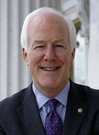 115th United States Congress - Senate Republican Whip John Cornyn