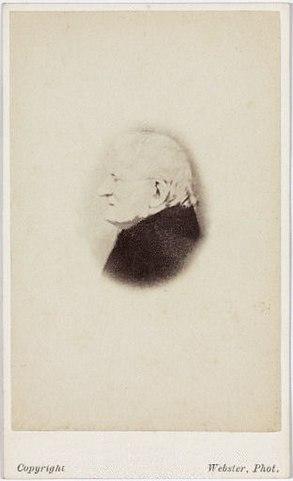 Паспарту Дальтона (около 1840).